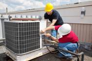 Houston Air Conditioning Services hvac technicians